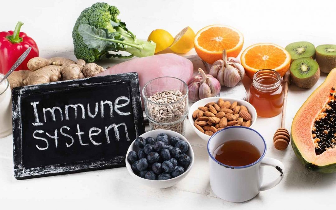 Boost your immune system to fight off coronavirus and chronic diseases