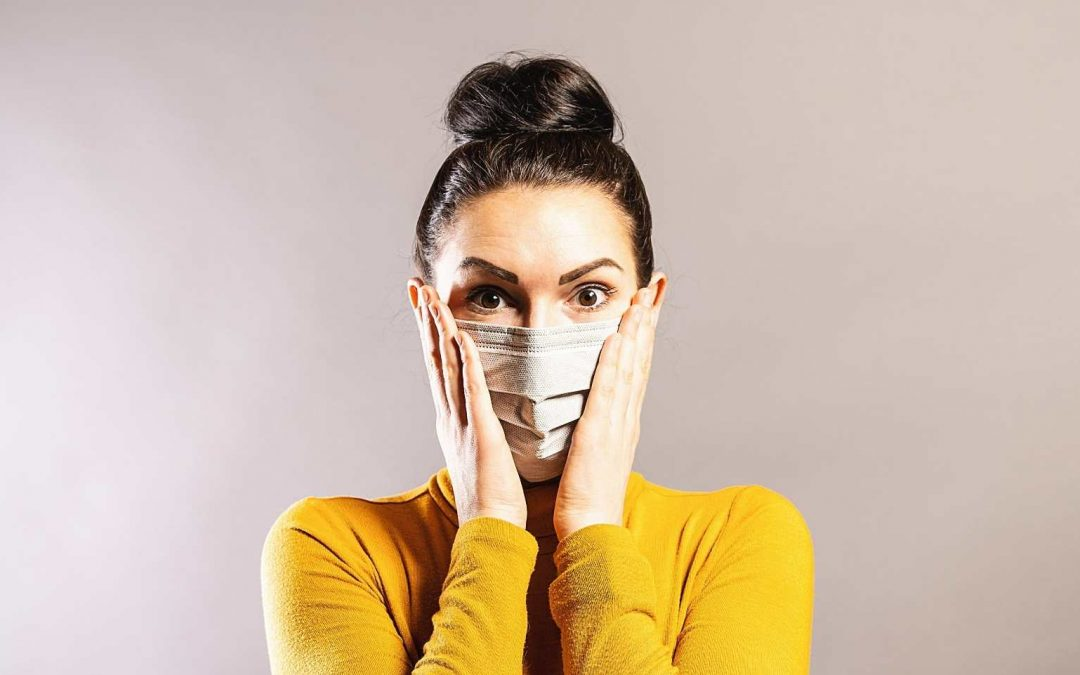 Mask mouth: Yes, it's real but you CAN prevent it!